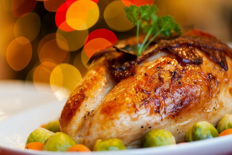 クリスマス_食べ物